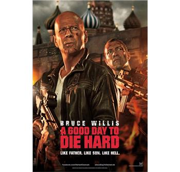 A Good Day To Die Hard billede