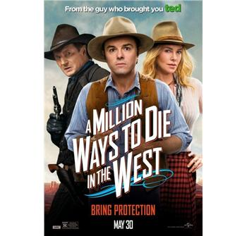 A Million Ways to Die in the West billede