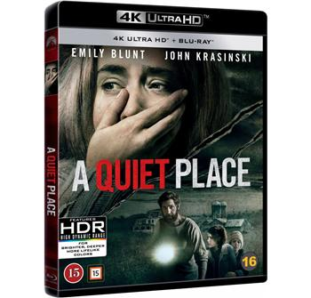 A Quiet Place (UHD+Blu-Ray) billede