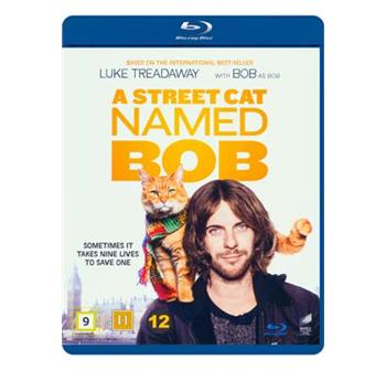 A Street Cat Named Bob billede