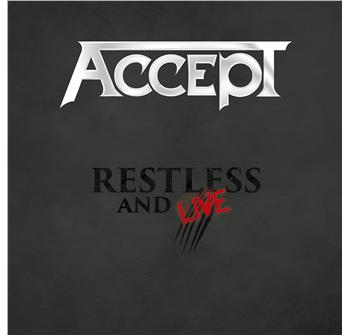 Accept: Restless and Live billede