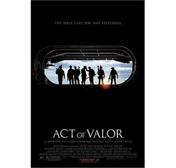 Act of valor billede