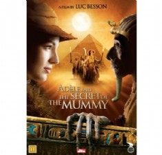 Adèle and the secret of the mummy billede