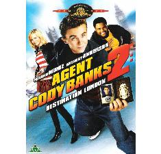 Agent Cody Banks 2 : Destination London (DVD) billede