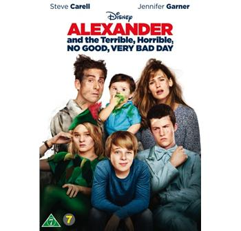 Alexander and the terrible, horrible, no good, very bad day  billede