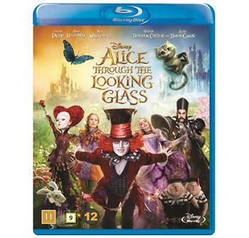 Alice Through The Looking Glass billede