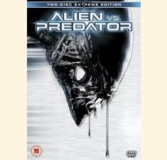 Alien Vs. Predator two disc extreme edition billede