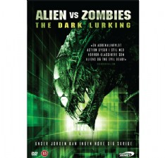 Alien vs. Zombies – The Dark Lurking. billede