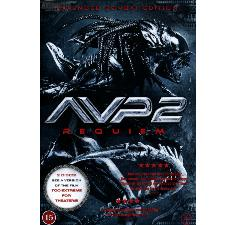 Aliens vs. Predator 2: Requiem – 2 Disc Extended Combat Edition billede