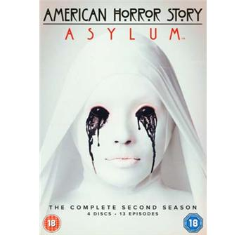 American Horror Story. Asylum. The Complete Second Season. billede