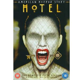 American Horror Story. Hotel. The Complet Fifth Season billede
