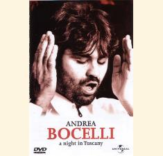 Andrea Bocelli: a night in Tuscany billede