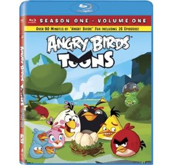 Angry Birds Toons: Season One - Volume Two billede