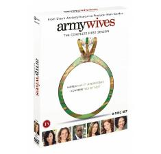 Army wives - the complete first season billede