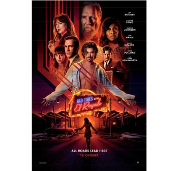 Bad Times at the El Royale billede