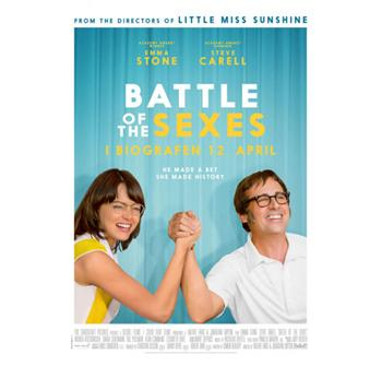 Battle of the Sexes billede