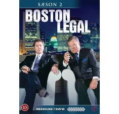 Boston Legal: Sæson 2 billede