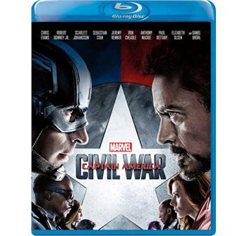 Captain America: Civil War billede