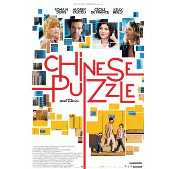 Chinese Puzzle billede