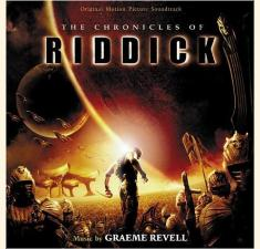 CHONICLES OF RIDDIDCK - SOUNDTRACK billede