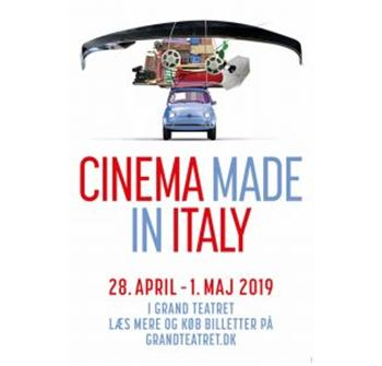 Cinema Made in Italy - Åbningsfilm billede