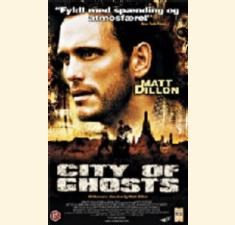 City of Ghosts (DVD) billede