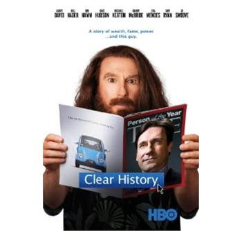 Clear History. billede