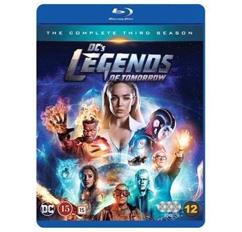 DC's Legends Of Tomorrow - Sæson 3 billede