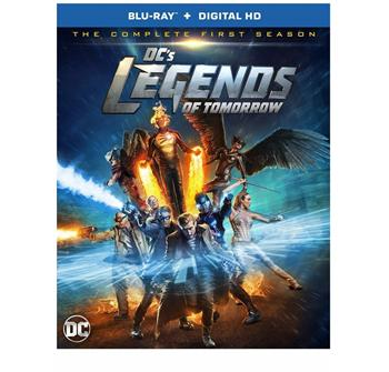 DC's Legends of Tomorrow sæson 1 billede