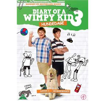 Diary of a Wimpy Kid 3: Dog Days billede