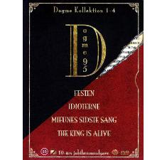 Dogme Kollektion #1-4: 10th anniversary (5*DVD) billede