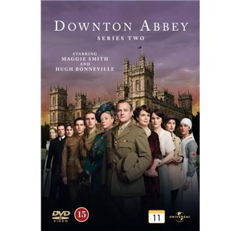 Downton Abbey sæson 2 + Christmas Special billede