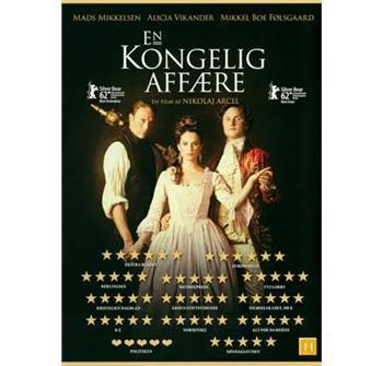 En kongelig affære - Cinemaonline.dk - Hele Danmarks Filmsite