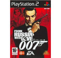 From Russia With Love (PS2) billede