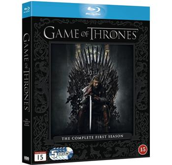 Game Of Thrones - The Complete First Season billede