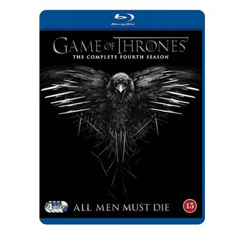 Game Of Thrones - The Complete Fourth Season billede