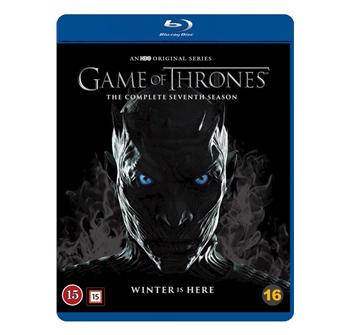 Game Of Thrones - The Complete Seventh Season billede