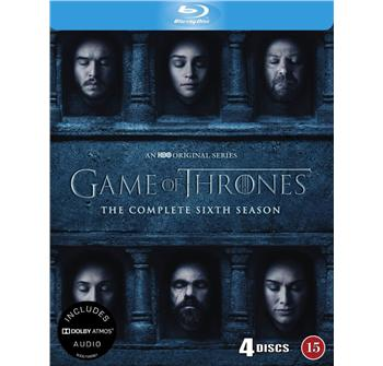 Game Of Thrones - The Complete Sixth Season billede