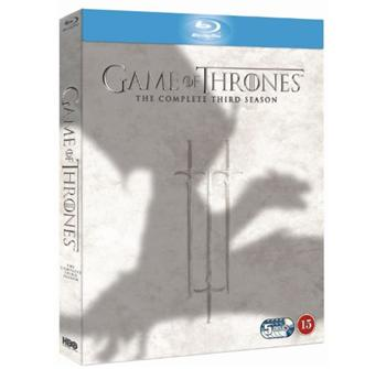 Game Of Thrones - The Complete Third Season billede