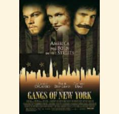 Gangs of New York billede