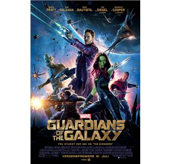 Guardians of the Galaxy billede