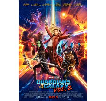 Guardians of the Galaxy Vol.2 billede