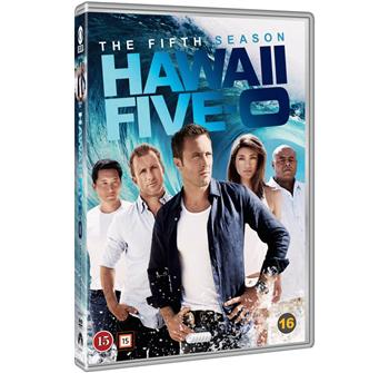 Hawaii Five O – The Fifth Season billede