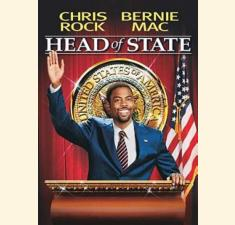 Head of State (DVD + VHS) billede