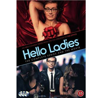 Hello Ladies - The Complete Series and The Movie billede