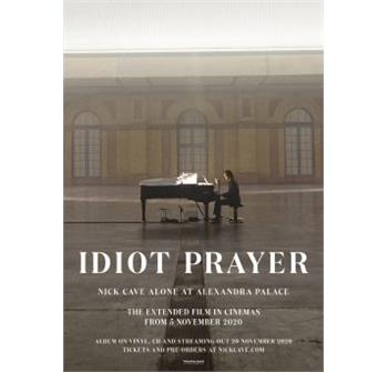 IDIOT PRAYER – Nick Cave Alone at Alexander Palace billede