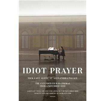 Idiot Prayer - Nick Cave Alone at Alexandra Palace billede