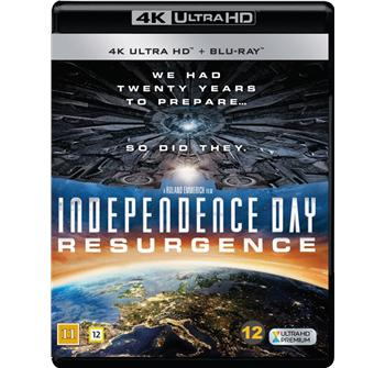 Independence Day: Resurgence (Ultra HD) billede