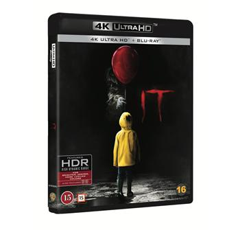 IT (2017) 4K Ultra HD billede