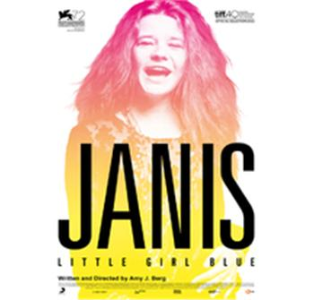 Janis – Little Girl Blue billede